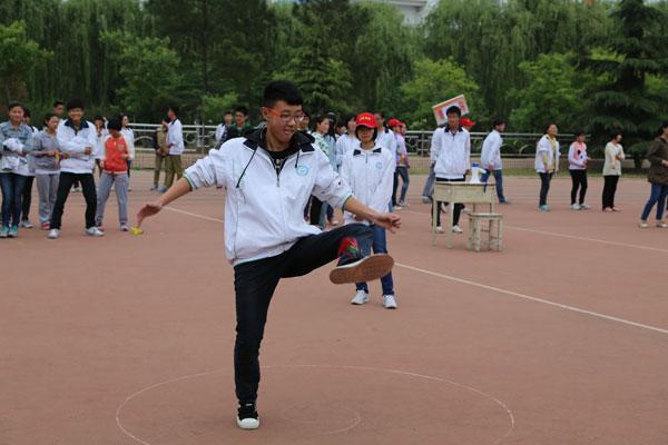 uedbet万博举行首届体育节